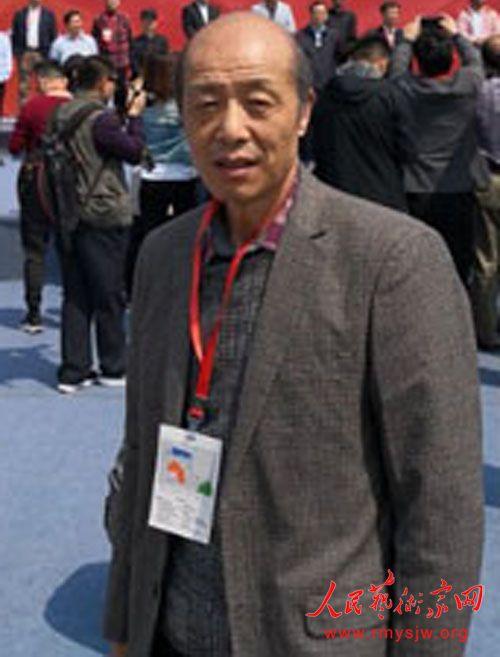 杜中良应邀参加2018中国(青州)国际文化艺术品博览会